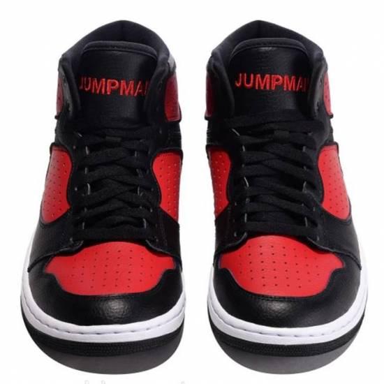 Кроссовки баскетбольные Nike Jordan Access натуральная кожа (AR3762-006)