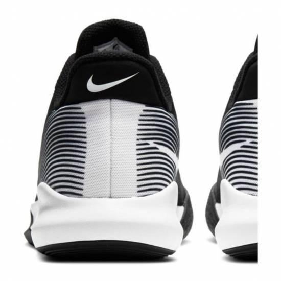 Кроссовки баскетбольные Nike Precision 4 чёрные (CK1069-001)