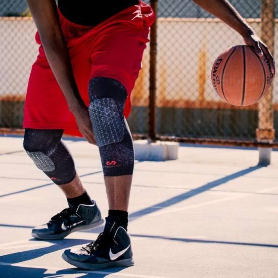Наколенники баскетбольные McDavid 6446 Hex Knee Pads MGrid (6446)