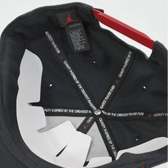 Кепка-бейсболка с прямым козырьком Jordan Pro Jumpman Snapback 6-панельный снепбэк (AR2118-019)
