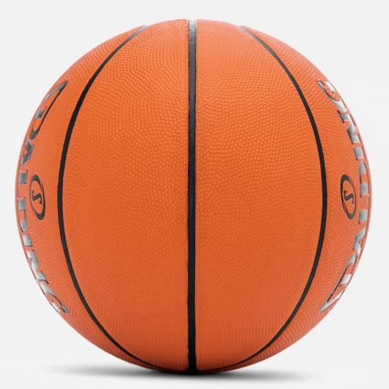 Баскетбольный мяч Spalding TF-150 Varsity размер 7 резиновый для улицы-зала (3001507011227)