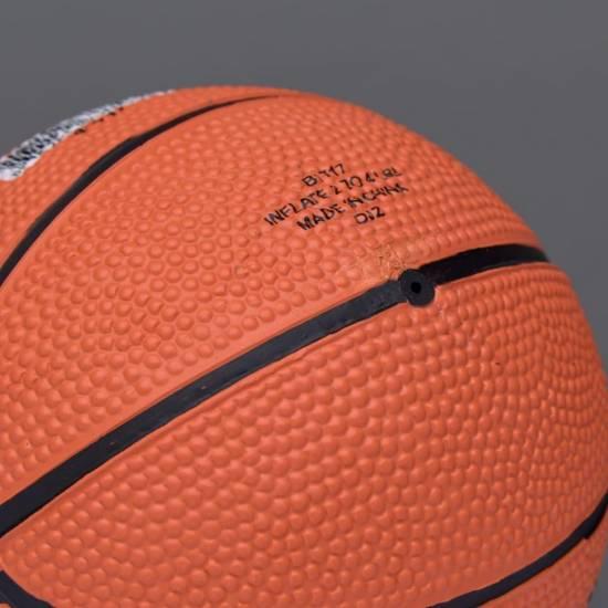 Мини-мяч баскетбольный резиновый сувенирный WILSON MICRO BASKETBALL размер 1 (B1717)